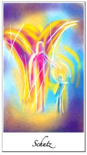 Engelkarte ziehen für den Tag, Engelorakel | Astrolantis