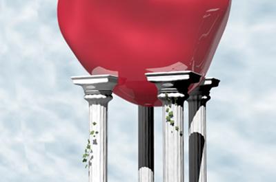 4 Säulen einer glücklichen Partnerschaft