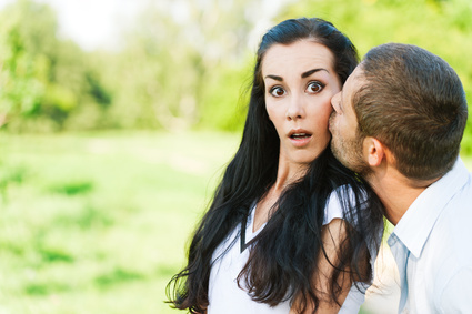 Klammern in einer Beziehung