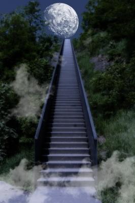 Stufen zum Mond